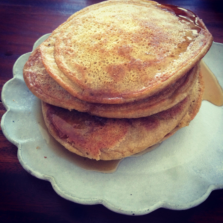3-Zutaten-Paleo-Plantanen-Pancakes