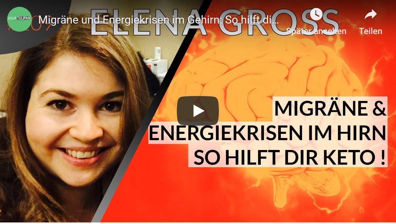 Neue Studie zur ketogenen Diät bei Migräne - world within